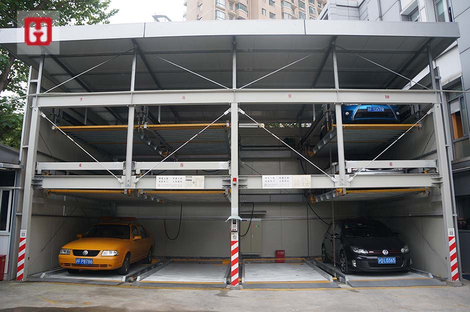 上海新虹口市政建设有限公司车库照模板大