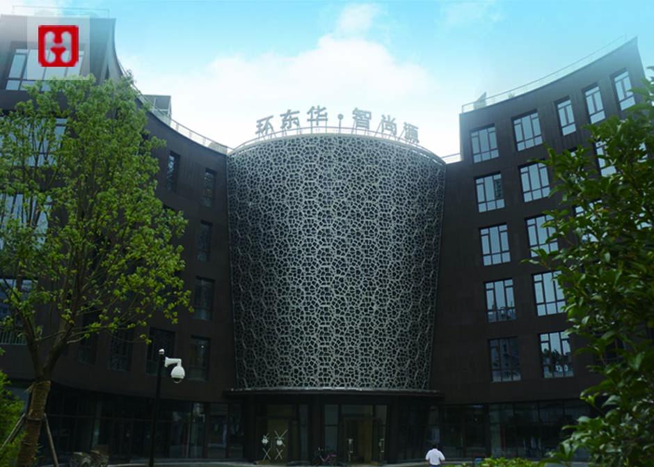 上海环东华智尚源投资有限公司门头照模板大
