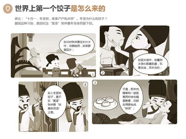 世界上第一个饺子是怎么来的