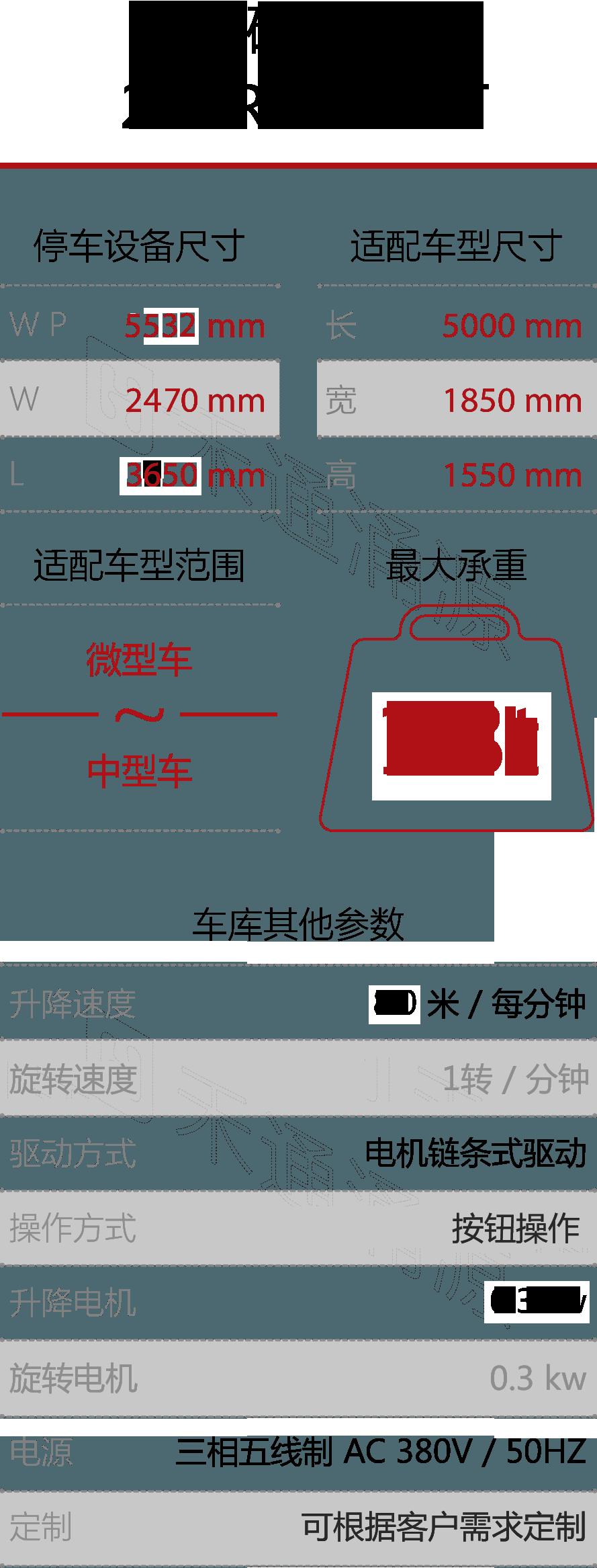 htw_灵兔-停车宝-设备参数S