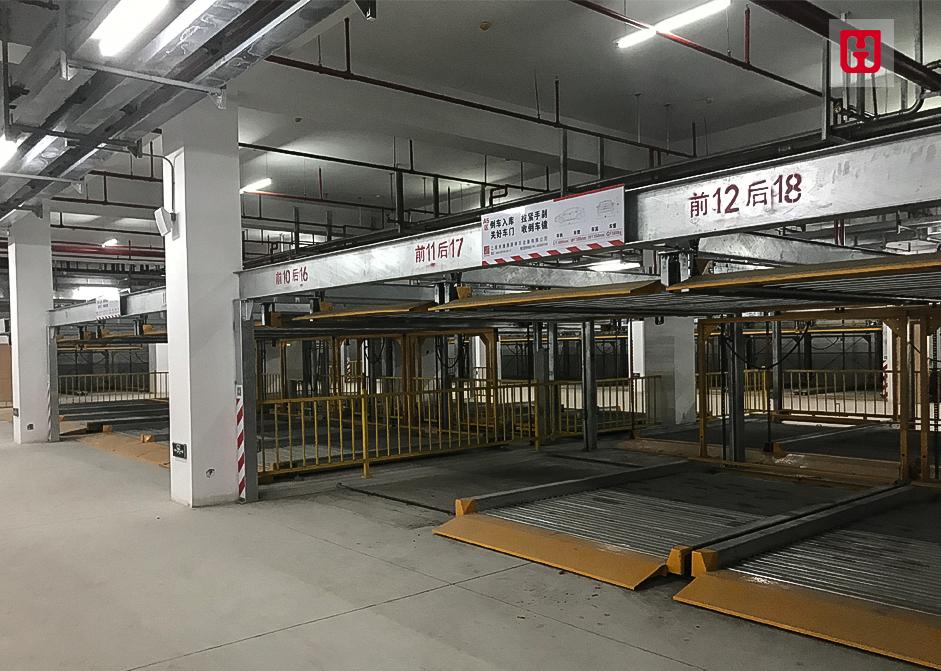 上海浦东文广车库照-2大模板