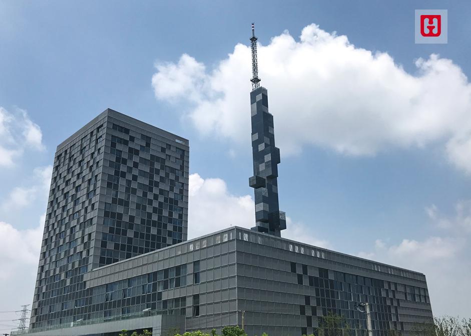 上海浦东文广门头照大模板